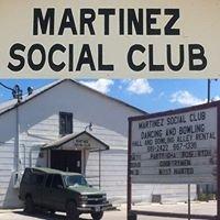 Martinez Social Club Dancehall