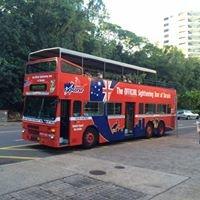 Darwin Sightseeing Bus History