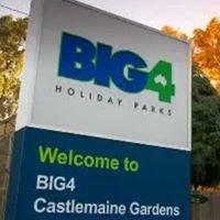 BIG4 Castlemaine Gardens Holiday Park