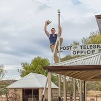 Alice Springs Telegraph Station & Trail Station Cafe