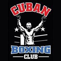 The Cuban Boxing Club WA