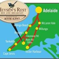 Heysen's Rest B&B Cabins
