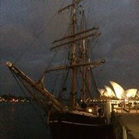 Sydney Tall Ships Southern Swan