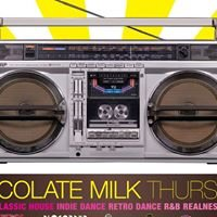 Chocolate Milk Thursdays