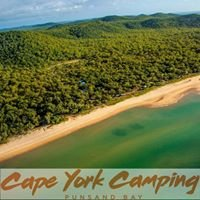 Cape York Camping Punsand Bay