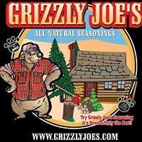 Grizzly Joe's Seasoning
