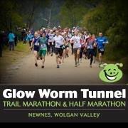 Glow Worm Tunnel Trail Marathon Weekend