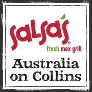 Salsa's Australia On Collins