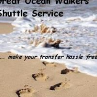 Great ocean walk ride with us