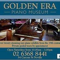 Golden Era Piano Museum.