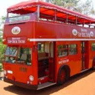 Broome Top Deck Tours