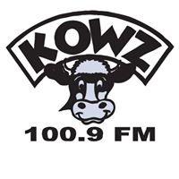 KOWZ 100.9 FM