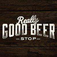 Really Good Beer Stop Jax Beach