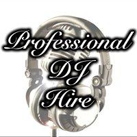 DJ hire in Essex