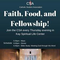 American University Catholic Student Association