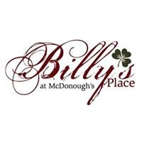 Billy's Place Savannah