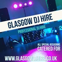 Glasgow Dj Hire