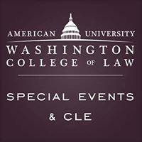 Special Events & Continuing Legal Education