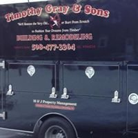 Timothy Gray Building & Remodeling,  Inc