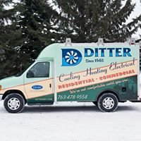 Ditter Cooling, Heating & Electrical