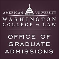 Office of Graduate Admissions at AU Washington College of Law