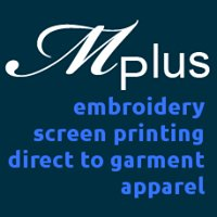 M Plus Embroidery