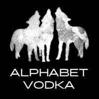 Alphabet Vodka