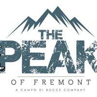 The Peak Climbing Gym