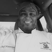 Sweetwater Bleu'z Creole & Cajun Cooking on the Roll.