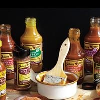 Johnny Harris Famous Bar-B-Cue Sauce