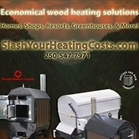 Portage and Main Outdoor Wood Boiler/Furnace BC