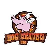 Hog Heaven BBQ truck