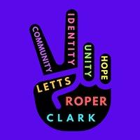 Letts, Clark, & Roper Halls
