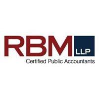RBM LLP Certified Public Accountants