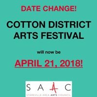 The Cotton District Arts Festival