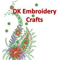 DK Embroidery Crafts