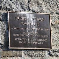 Trinity Church Pawtuxet