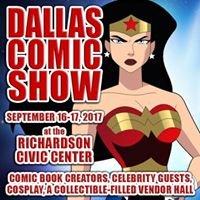 Dallas Comic Show