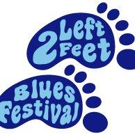2left feet blues festival
