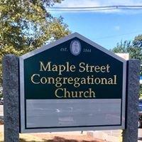 Maple Street Congregational Church, UCC