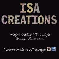 Isa Creations Vintage