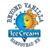 Beyond Vanilla Ice Cream