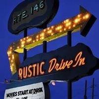 Rustic Tri View Drive In