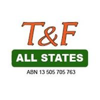 T and F All States