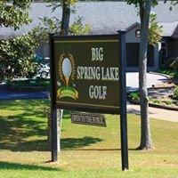 Big Spring Lake Golf
