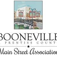 Booneville & Prentiss County Main Street Association