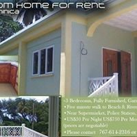 Vacation Rental Property in Dominica