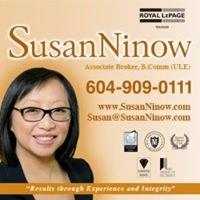 Susan Ninow Personal Real Estate Corporation