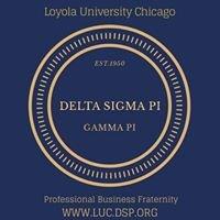 Delta Sigma Pi • Gamma Pi