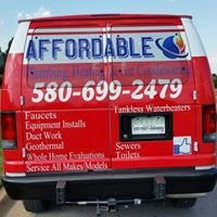 Affordable Plumbing Heating and Air Conditioning LLC